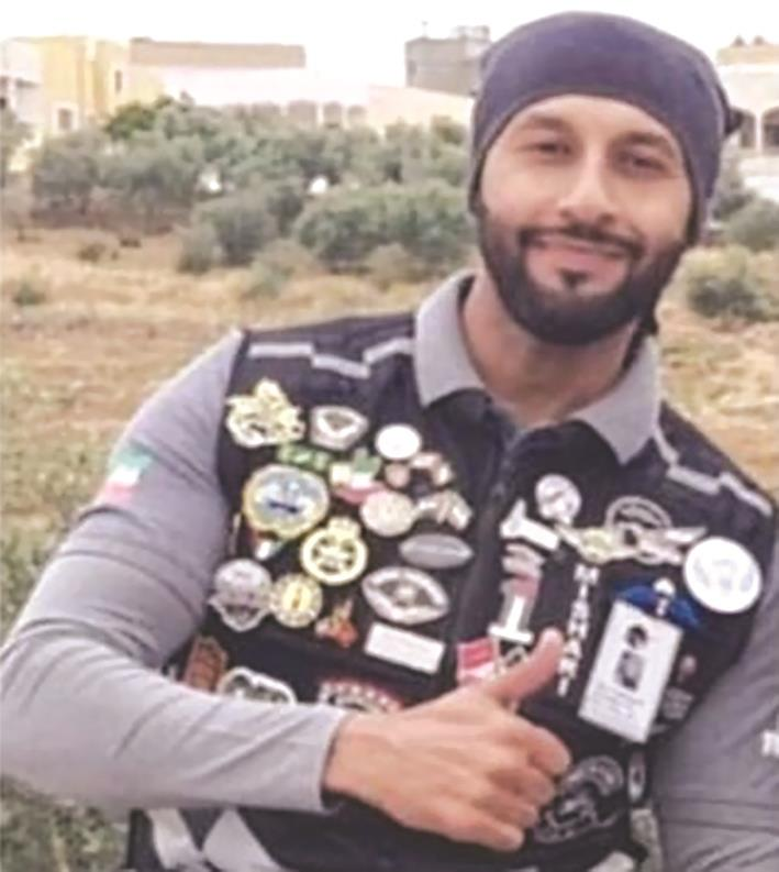 Kuwaiti military officer dies in Saudi
