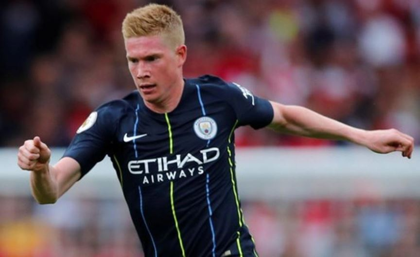 Manchester City set for life minus the 'gem'