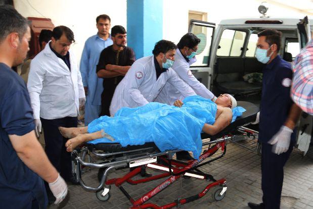 Gunmen attack intelligence service centre in Kabul