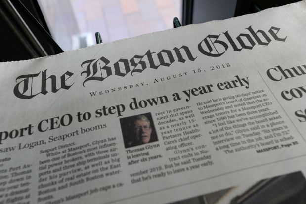 US newspapers hit back at Trump, defend free press