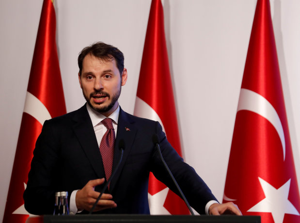 Turkey seeks to soothe markets over tensions with US