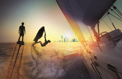 Online ticket sales launched for Abu Dhabi boat show