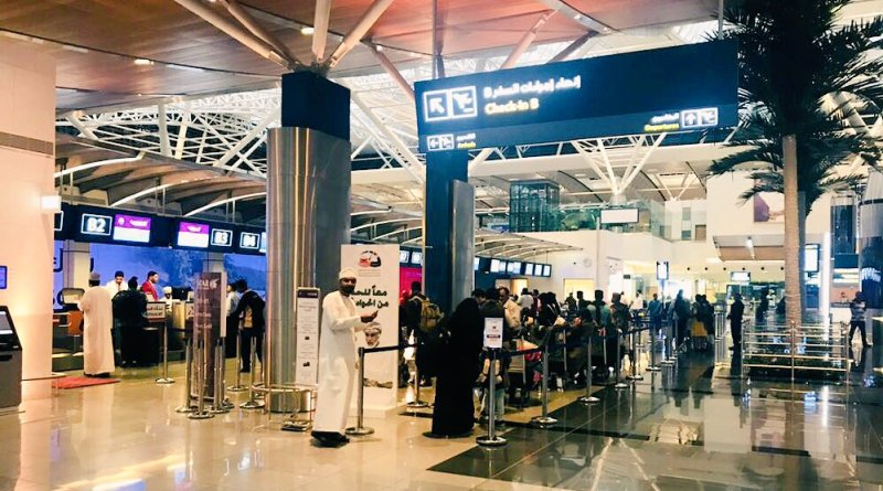 Record number of passengers at Muscat Airport