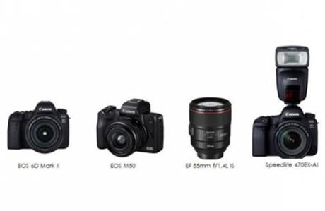 Canon wins top EU Imaging and Sound awards