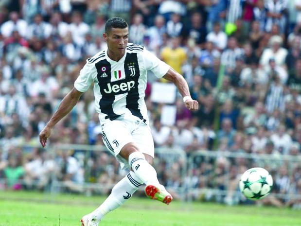 Ronaldo set for Juventus debut