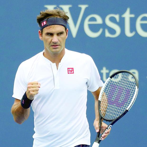 Cincinnati Masters: Federer sets up Wawrinka clash