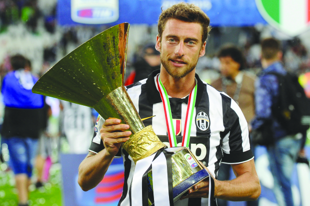 Juventus great Marchisio calls it a day