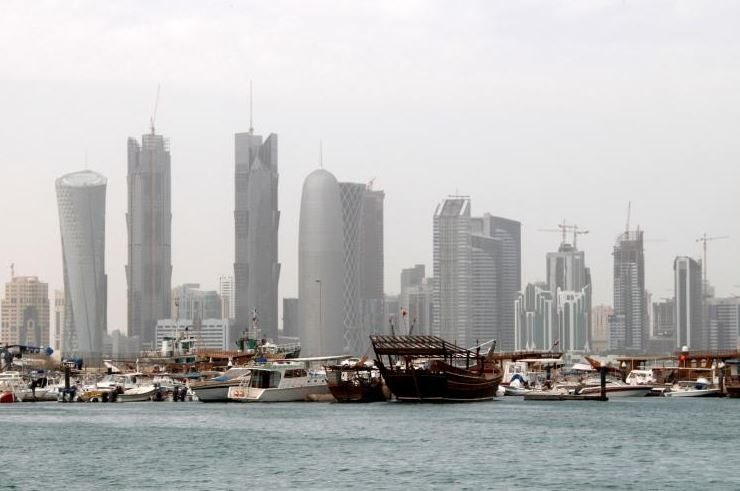 Qatar rapped for politicising pilgrimage