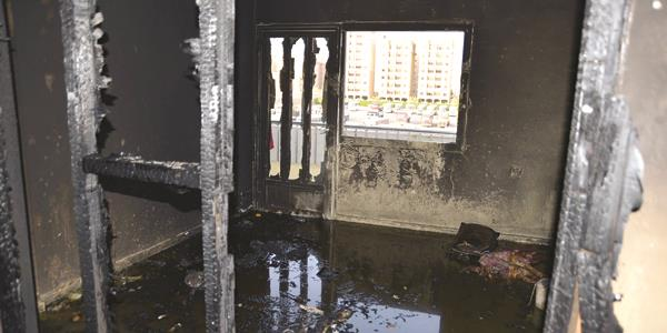30 Indians rescued from fire in Kuwait