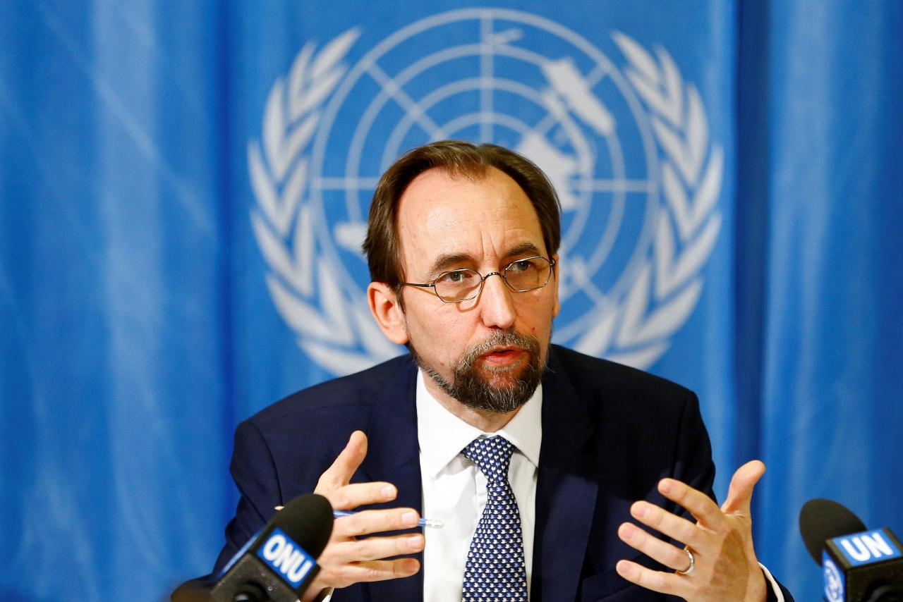 Outgoing UN High Commissioner under fire