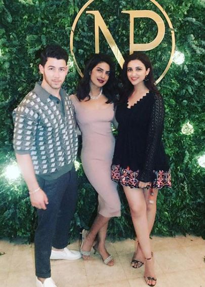 IN PICTURES: Stars arrive in style for Priyanka-Nick engagement bash