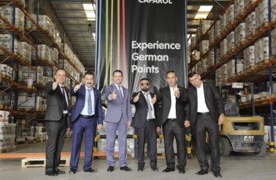 Caparol Paints eyes big role in Iraqi market