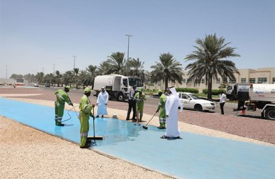 Tadweer completes eco plans for Eid Al Adha