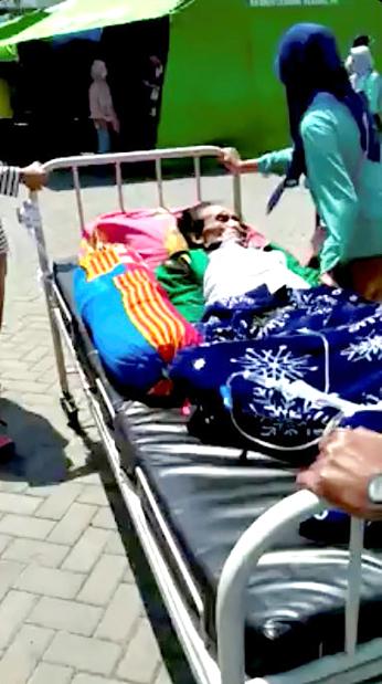 Warning for Bahrainis as quake strikes Indonesia