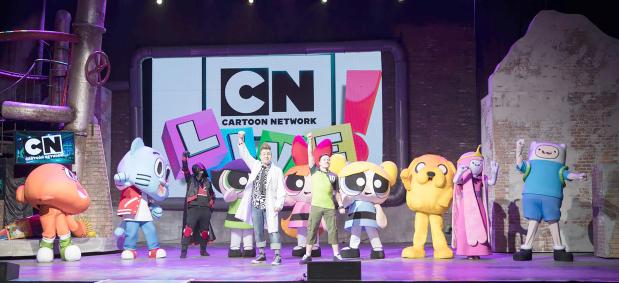 <p>Cartoon Network Live! Heroes Unite begins today.</p>