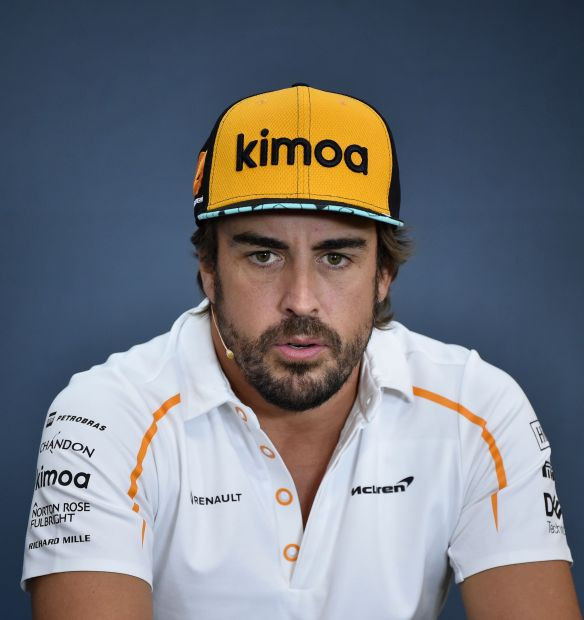 Never say never as Alonso refuses to close door on F1