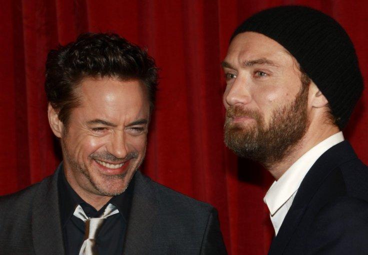 Jude Law hints at 'Sherlock Holmes 3'