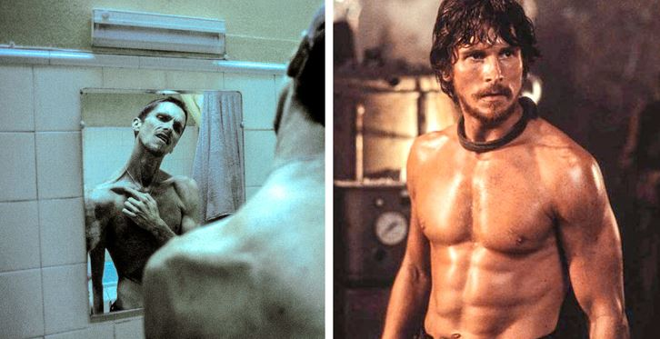 OMG: These actors underwent a dramatic transformation for a role