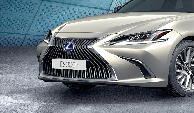 Lexus ES offers a new driving experience