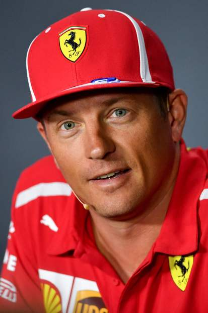 No decision yet on Raikkonen, says Ferrari boss