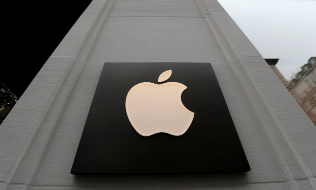 Apple self-driving car rear ended during road testing