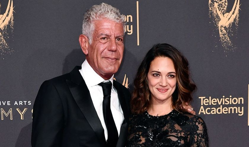 Asia Argento's 'Anthony Bourdain: Parts Unknown' episodes pulled down