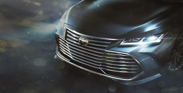 New Toyota Avalon redefines style and luxury