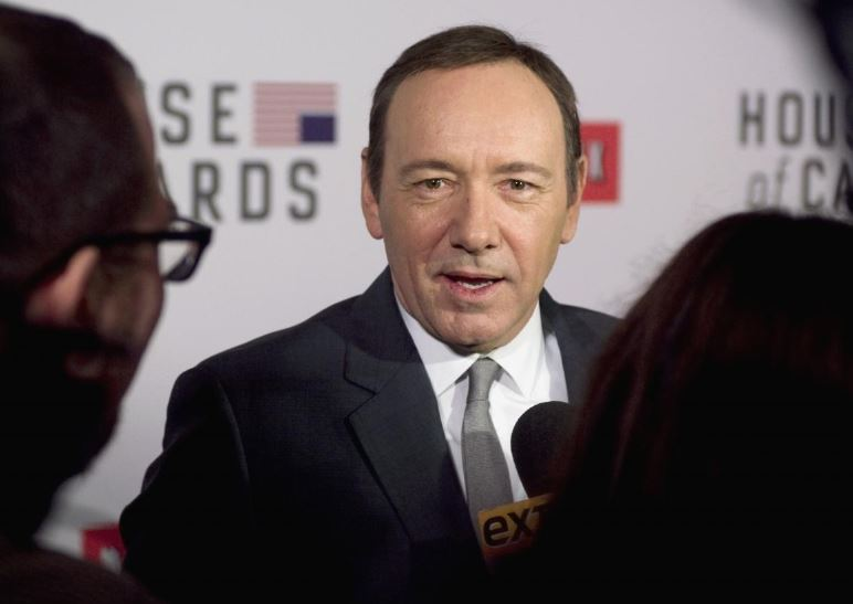 Los Angeles will not prosecute Kevin Spacey on 1992 assault claim