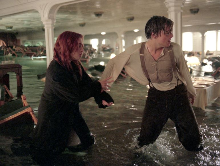 Some interesting facts about the production process of the film 'Titanic'