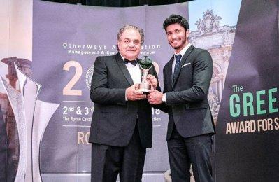 Elite Recycling Paper wins Green Era award