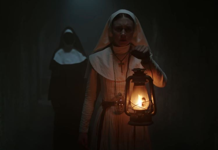 THE NUN REVIEW: A terrifying cinematic experience...