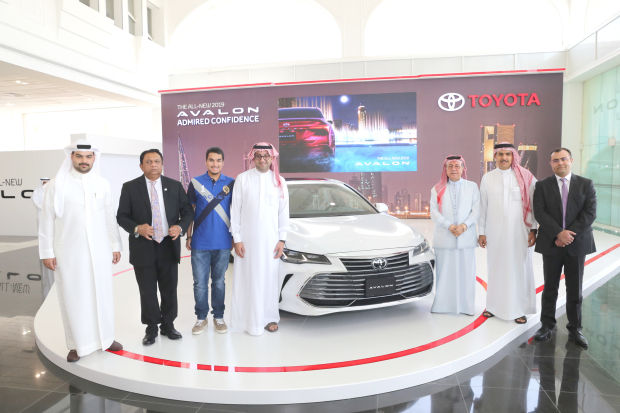 New Toyota Avalon launched