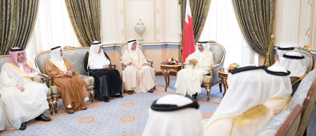 <p>A renewed call for closer Arab co-operation in the face of regional security threats has gone out from His Royal Highness Prime Minister Prince Khalifa bin Salman Al Khalifa. At a meeting with senior officials at Gudaibiya Palace, the Premier added a collective effort was required in Bahrain to achieve citizens' aspirations. He said such challenges required awareness, drawing lessons from the past and present, and consolidating social cohesion. The Prime Minister also warned against ongoing attempts to undermine regional security, stressing serious challenges had impacted the region's security and stability. He called for more pan-Arab work to protect resources and people's right to a decent and more secure life.</p>