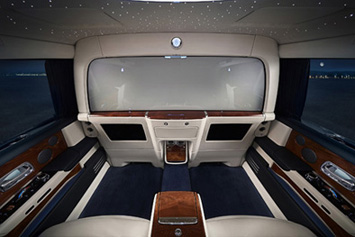 Motoring: Taking the luxury of privacy to a new level