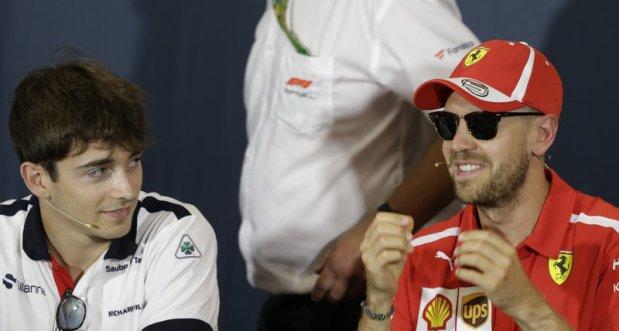 'DREAM MOVE': Ferrari sign Leclerc, Raikkonen to join Sauber