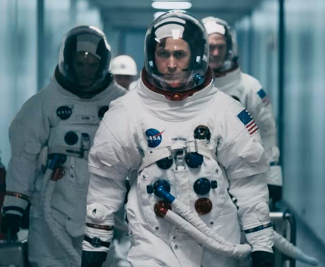 First Man' director defends exclusion of flag planting scene