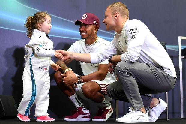 Hamilton focused on fifth world title