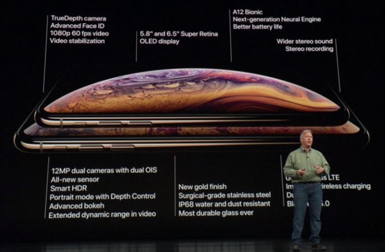 Apple unveils new iPhones with more powerful processors, cameras, and dual-SIM card feature