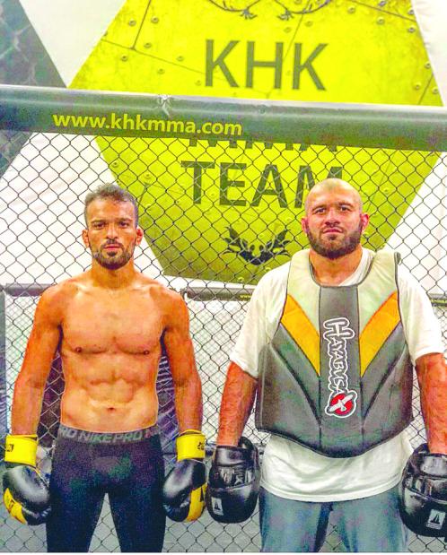Kooheji 'among best fighters in bantamweight'