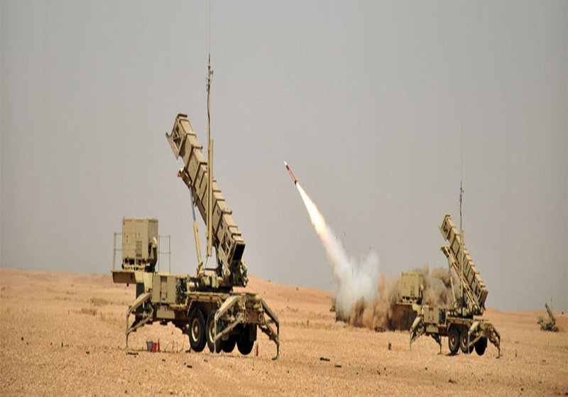 Iran-backed Houthi militias attacked Saudi with 196 missiles