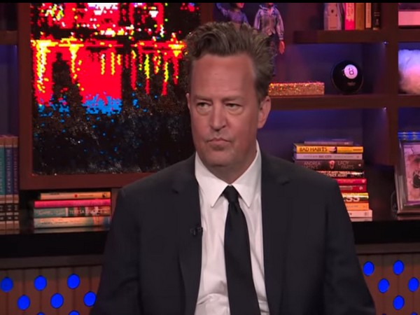 Matthew Perry is finally going home after being discharged