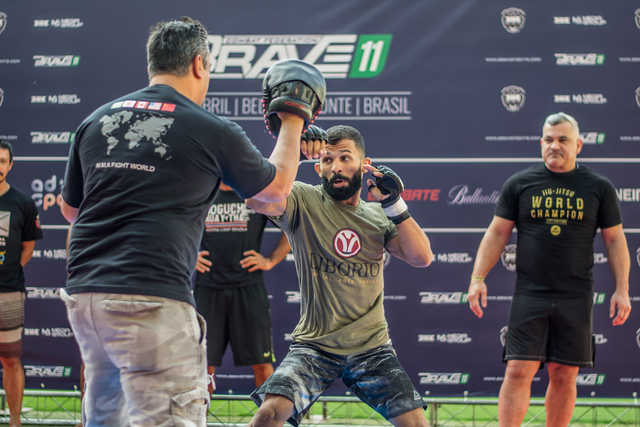 Brave to hold open workouts in UAE