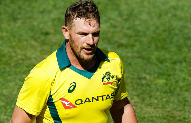 Finch looks to seize chance after Test call-up