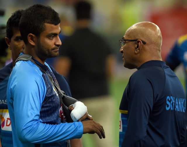 Tamim out of Asia Cup