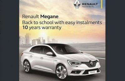 Renault Al Babtain offers instalment plan