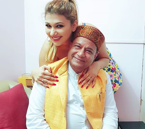 BIGG BOSS: A 28-year-old girlfriend, three marriages - a look at Anup Jalota's love life!