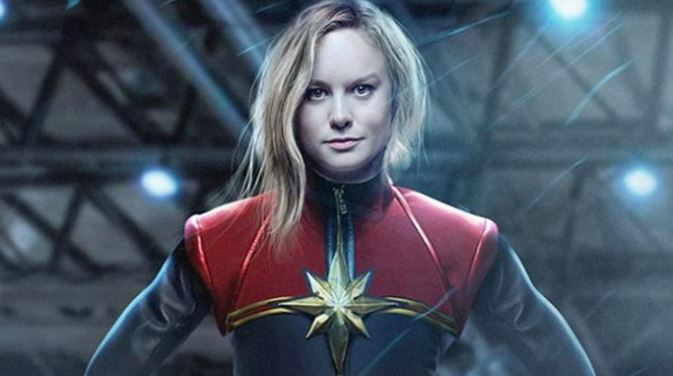 Video: Captain Marvel's first trailer is out