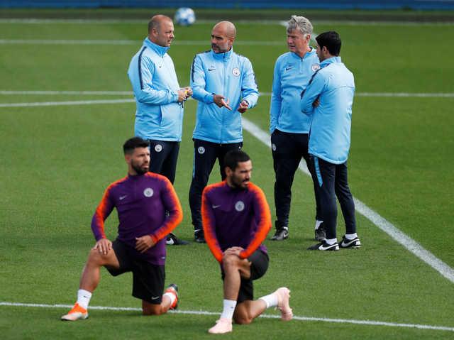 City ready to win Champions League