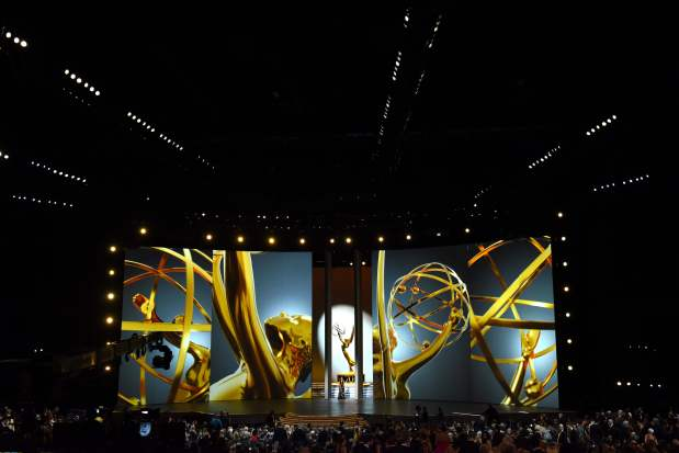 Top Emmys moments: A proposal, the Fonz and... a diversity song?
