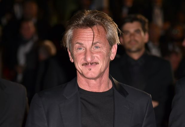 Sean Penn says #MeToo movement serves to 'divide men and women'
